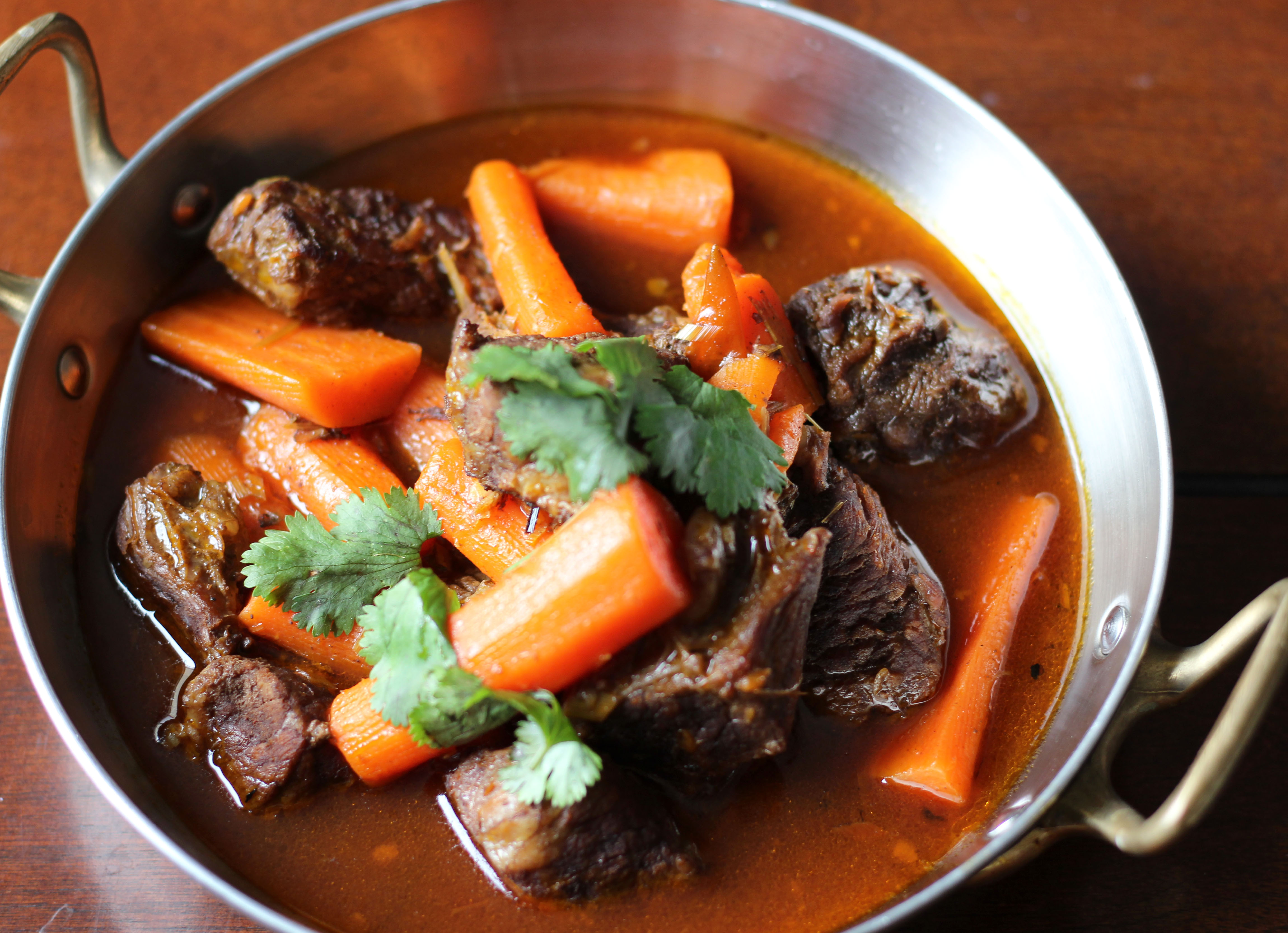 B kho vietnamese beef stew amy vs food - French cuisine influences ...
